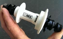 Primo Remix axle conversion